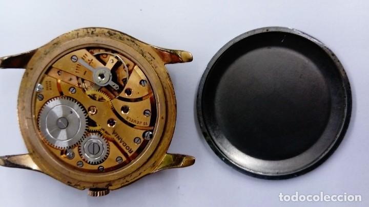 Relojes de pulsera: Bonito reloj Rodania - Foto 4 - 134216138