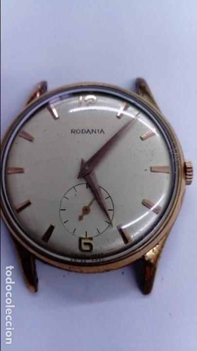 BONITO RELOJ RODANIA (Relojes - Pulsera Carga Manual)