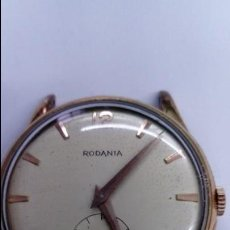 Relojes de pulsera: BONITO RELOJ RODANIA . Lote 134216138