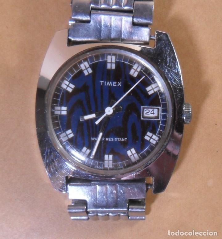 e0a04e44316e Reloj timex mecánico de pulsera para hombre - Vendido en Venta ...