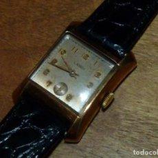 Relojes de pulsera: BELLO RELOJ LANDI CARGA MANUAL TIPO ART DECO AÑOS 50 COLECCION RARO. Lote 134697962