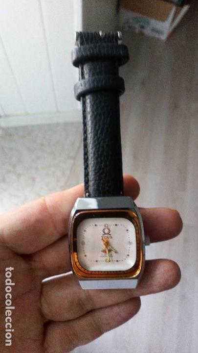 Relojes de pulsera: VINTAGE RELOJ SUIZO TITUS NUEVO DEPORTIVO - Foto 2 - 134755542