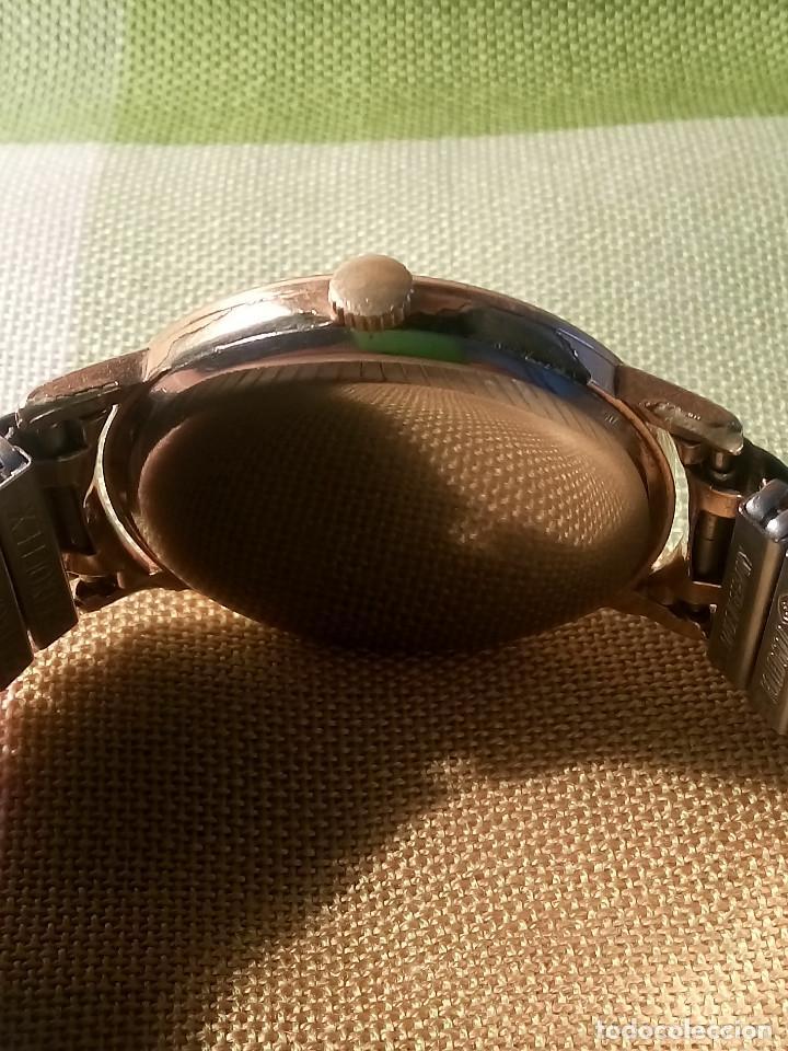 Relojes de pulsera: LONGINES FLAGSHIP 30 L - MANUAL. AÑOS 60. FUNCIONANDO. P.ORO 20 M. 34.7 S/C. DESCRIPCION Y FOTOS. - Foto 5 - 134818610
