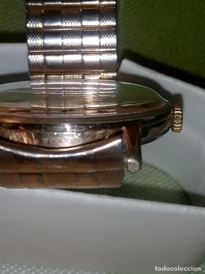 Relojes de pulsera: LONGINES FLAGSHIP 30 L - MANUAL. AÑOS 60. FUNCIONANDO. P.ORO 20 M. 34.7 S/C. DESCRIPCION Y FOTOS. - Foto 9 - 134818610