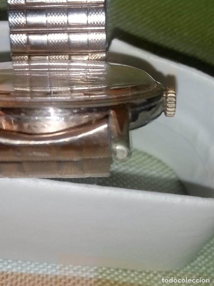 Relojes de pulsera: LONGINES FLAGSHIP 30 L - MANUAL. AÑOS 60. FUNCIONANDO. P.ORO 20 M. 34.7 S/C. DESCRIPCION Y FOTOS. - Foto 10 - 134818610
