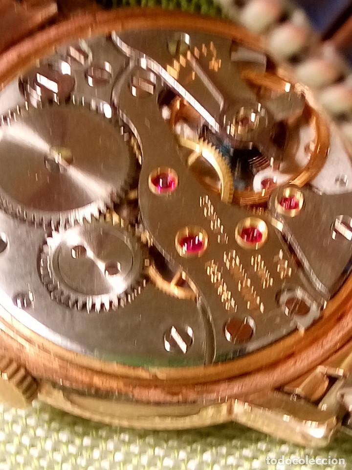Relojes de pulsera: LONGINES FLAGSHIP 30 L - MANUAL. AÑOS 60. FUNCIONANDO. P.ORO 20 M. 34.7 S/C. DESCRIPCION Y FOTOS. - Foto 14 - 134818610