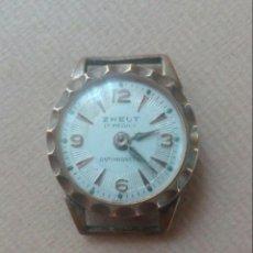 Relojes de pulsera: RELOJ ZHEUT 17 MEDALS ANTIMAGNETIC. . Lote 134975442