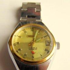 Relojes de pulsera: RELOJ BELISON THERMIDOR MECÁNICO - AÑOS 70 - NUEVO SIN USAR, FONDO DE RELOJERÍA. Lote 134984134