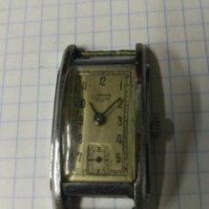 Relojes de pulsera: RELOJ LEONIDAS SAINT-IMIER SUISSE, ORIGINAL VER FOTOS. Lote 135037622