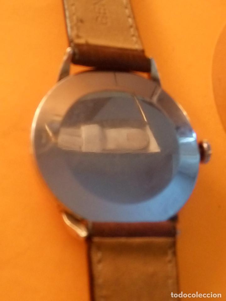 Relojes de pulsera: RELOJ CYMA - MANUAL. FUNCIONANDO. CAL, R-458 - 17 R. P. ORO. 20 MICRAS. ESFERA A RAS. 32.8 MM. INFOR - Foto 6 - 135100422