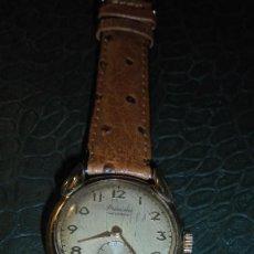 Relojes de pulsera: ANTIGUO RELOJ CARGA MANUAL - PRÉCISA WATERPROOF - ESTA PARADO - 4,5X3,5 CM. . Lote 135101714