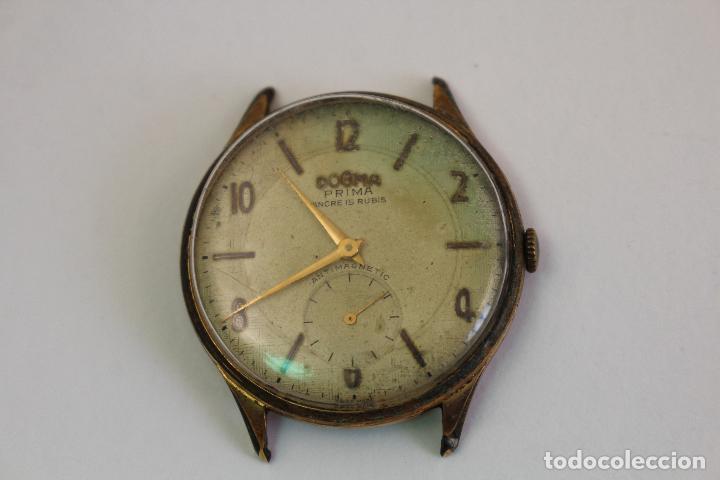 RELOJ DOGMA PRIMA CHAPADO EN ORO (Relojes - Pulsera Carga Manual)