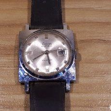 Relojes de pulsera: RELOJ DE PULSERA UNISEX DE CARGA MANUAL MARCA AGON. PARA ARREGLAR.. Lote 135557898