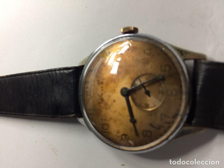 Relojes de pulsera: Antiguo CYMA de carga manual. Limpiado en relojería y cristal nuevo - Foto 6 - 135577578