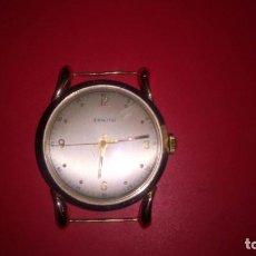 Relojes de pulsera: PRECIOSO RELOJ DE ORO MARCA ZENITH ,DE CUERDA. Lote 135652579