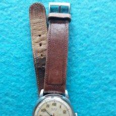 Relojes de pulsera: RELOJ MARCA GISA. CLÁSICO DE CABALLERO. FUNCIONANDO. Lote 135933306