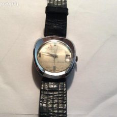 Relojes de pulsera: RELOJ AGON 17 JEWELS CALENDAR DIAM. 32 MM. Lote 135941978