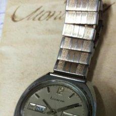 Relojes de pulsera: VINTAGE RELOJ LUCERNE SWISS MADE CARGA MANUAL 35 MM. VER FOTOS. Lote 136386082