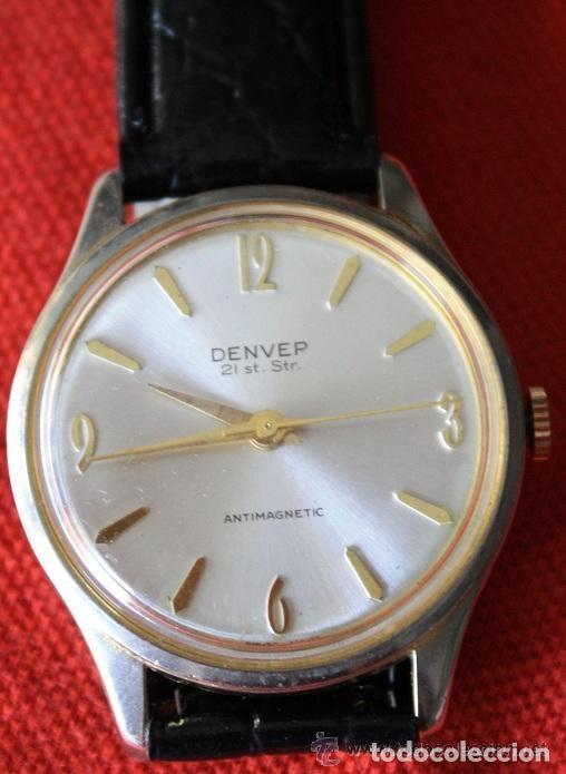 RELOJ DENVER (Relojes - Pulsera Carga Manual)