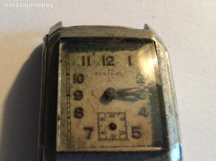 Relojes de pulsera: Reloj de pulsera Alsina diam. 26 mm - Foto 2 - 136517518