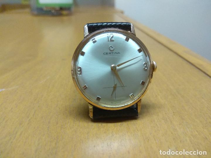 Relojes de pulsera: CERTINA 7004 - 182, MUY NUEVO, Envío gratis - Foto 2 - 136723478
