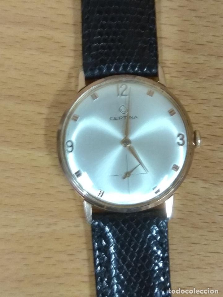 Relojes de pulsera: CERTINA 7004 - 182, MUY NUEVO, Envío gratis - Foto 3 - 136723478