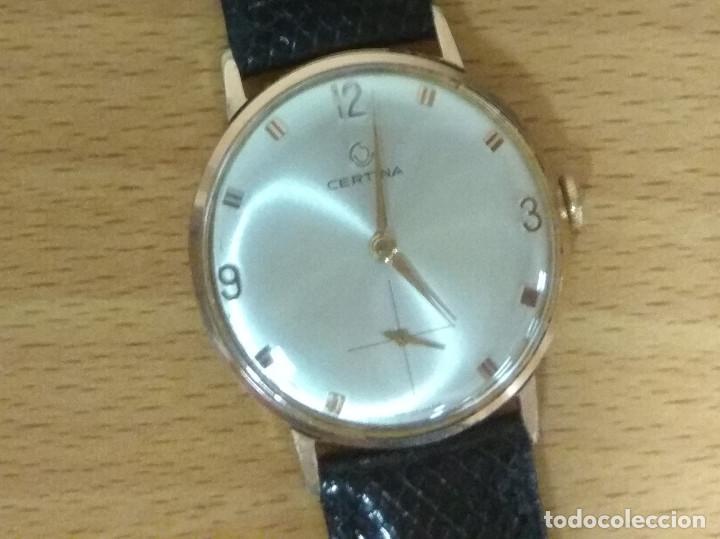 Relojes de pulsera: CERTINA 7004 - 182, MUY NUEVO, Envío gratis - Foto 4 - 136723478