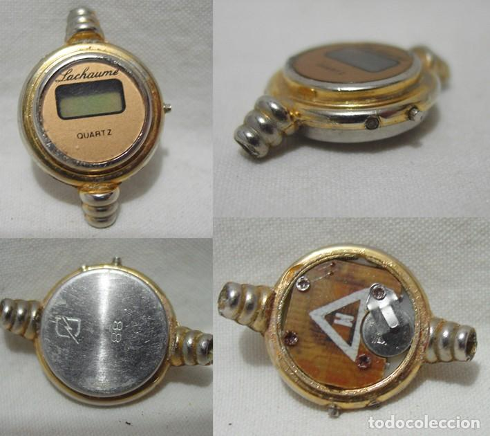 Relojes de pulsera: LOTE 10 RELOJES A PILA-THERMIDOR-DUWARD-REMEX- LACHAUME-Q Q-KORYTRON-CASIO-SEIKO-ARGOM- - Foto 5 - 136856830
