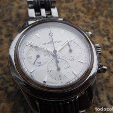 Relojes de pulsera: RELOJ CRONOGRAFO MANUAL DE LA MARCA UNIVERSAL GENEVE MODELO COMPAX. Lote 137123994