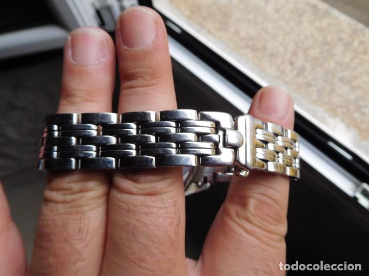 Relojes de pulsera: Reloj cronografo manual de la marca Universal Geneve modelo compax - Foto 5 - 137123994