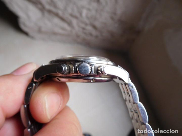 Relojes de pulsera: Reloj cronografo manual de la marca Universal Geneve modelo compax - Foto 6 - 137123994