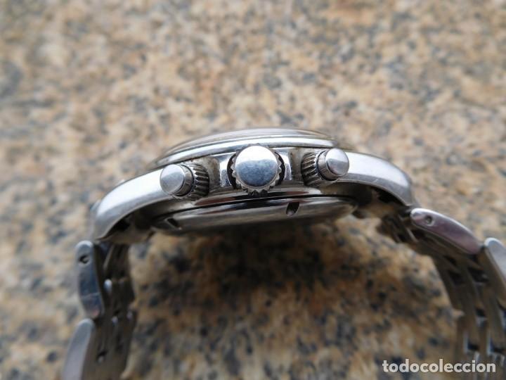 Relojes de pulsera: Reloj cronografo manual de la marca Universal Geneve modelo compax - Foto 7 - 137123994