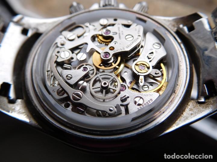 Relojes de pulsera: Reloj cronografo manual de la marca Universal Geneve modelo compax - Foto 15 - 137123994