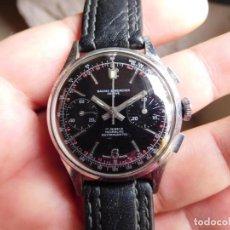 Relojes de pulsera: RELOJ CRONOGRAFO MANUAL DE LA MARCA BAUME & MERCIER. Lote 156896992