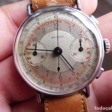 Relojes de pulsera: RELOJ CRONOGRAFO MANUAL DE LA MARCA ORIENTAL. Lote 137125078