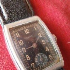 Relojes de pulsera: ANTIGUO RELOJ ALEMÁN DE PULSERA A CUERDA MANUAL MECÁNICA DE LA MARCA ERMI AÑOS 1940 1950 Y FUNCIONA. Lote 137186170