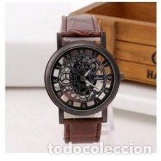 Relojes de pulsera: RELOJ HOMBRE MAQUINARIA. Lote 137188734