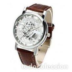 Relojes de pulsera: RELOJ HOMBRE MAQUINARIA. Lote 137188818