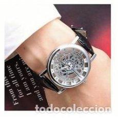 Relojes de pulsera: RELOJ HOMBRE MAQUINARIA. Lote 137188982
