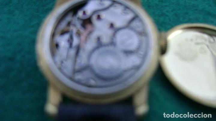 Relojes de pulsera: RELOJ ORO PARA DAMA ULYSSE NARDIN - Foto 12 - 20047148