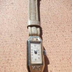 Relojes de pulsera: RELOJ ANTIGUO DE MUJER ART DECO.. Lote 137487682