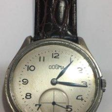 Relojes de pulsera: RELOJ SUIZO DOGMA CIRCLA 1960,PUESTA PUNTO RELOJERO ANTIGUO. Lote 137532034