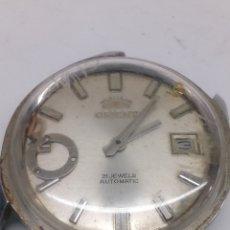 Relojes de pulsera: RELOJ ORIENT 21JEWERS. Lote 137618690