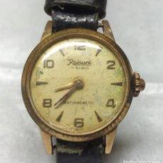 Relojes de pulsera: RELOJ RADIANT CARGA MANUAL 17-J SWISS MADE - CAJA 2 CM. - FUNCIONANDO. Lote 137641802
