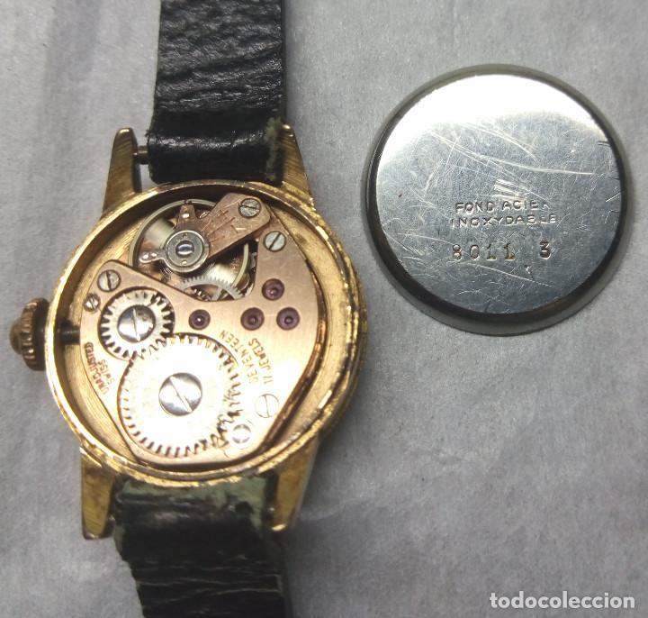 Relojes de pulsera: RELOJ RADIANT CARGA MANUAL 17-J SWISS MADE - CAJA 2 cm. - FUNCIONANDO - Foto 4 - 137641802