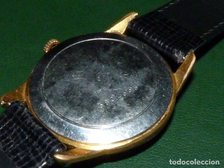 Relojes de pulsera: ELEGANTE RELOJ REVUE CALIBRE 59 RARO 21 RUBIS AÑOS 60 COLECCION - Foto 4 - 137937870