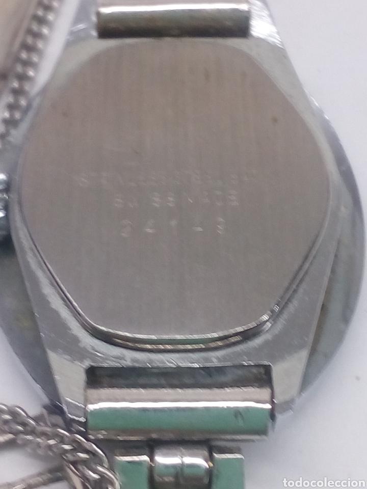 Relojes de pulsera: Reloj Lanco 17 rubis en funcionamiento vintage - Foto 2 - 137969342