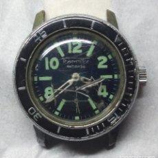 Relojes de pulsera: RELOJ THERMIDOR DE CARGA MANUAL 15 RUBIS - CAJA 3 CM. - FUNCIONANDO. Lote 138043530