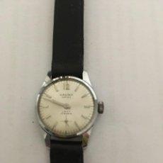 Relojes de pulsera: LOTE 5 REJOJES VINTAGE. Lote 138141578