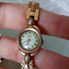 Relojes de pulsera: RELOJ DOGMA DE SEÑORA `PLAQUE OR` 10 MICRAS. Lote 138168850